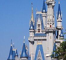 Cinderella's Castle by Epazia Espino