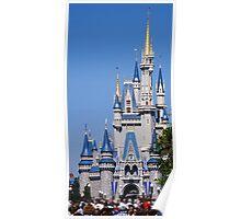 Cinderella's Castle Poster