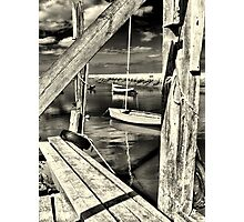 Jetty Photographic Print