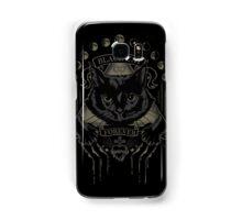 Black Cat Cult Samsung Galaxy Case/Skin