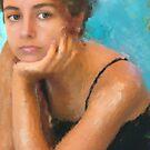 CAITLIN ADRIANA by Aurora Pintore