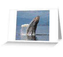 Exuberance Greeting Card