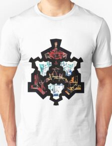Zigguraggregate T-Shirt