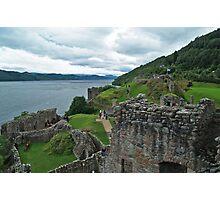 Urqhuart Castle 3 Photographic Print