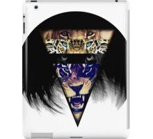 Predator Cats iPad Case/Skin