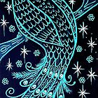 moonlight peacock by missmilly