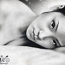 Lucy Liu by Wieslaw Borkowski
