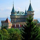 Bojnice Castle by lukshot
