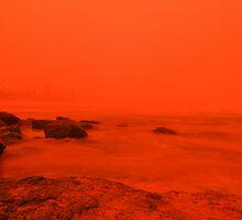 Dust Storm V by annadavies
