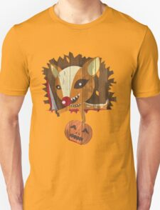Pumpkin Hunter Unisex T-Shirt