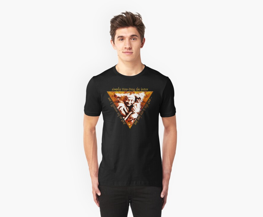 Hop-Frog Tee by Christopher Pottruff