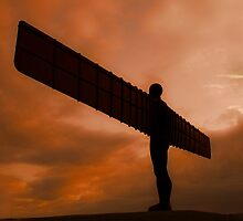Angel of the North by David Henderson