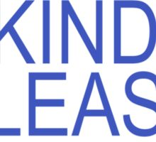 Be Kind Please Rewind Sticker