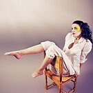 How to use a chair II  by Moijra