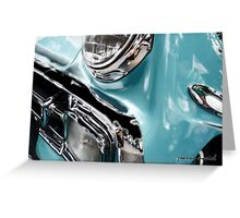 Classic Car 88 Greeting Card