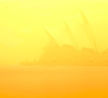 Opera House Dust Storm by Clayton Hairs