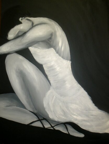 Odette Sad Swan by Naomi  O'Connor