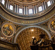 Cathedral Dome 3 by martinilogic