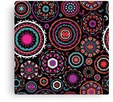 Oriental seamless pattern Canvas Print