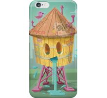 Happy Brooklyn Water Tower iPhone Case/Skin