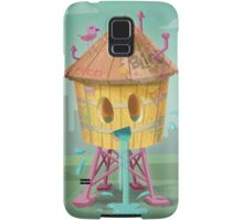 Happy Brooklyn Water Tower Samsung Galaxy Case/Skin