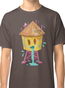 Happy Brooklyn Water Tower Classic T-Shirt
