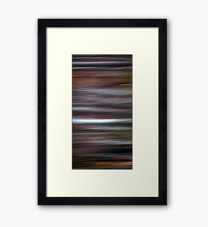 Wild Wind Framed Print