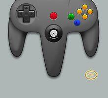 Nintendo 64 by S3NTRYdesigns