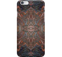 Red Stone 6 iPhone Case/Skin