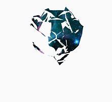 Cosmic Space Origami Lion Unisex T-Shirt