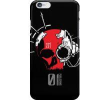 Mk.01 Skull iPhone Case/Skin