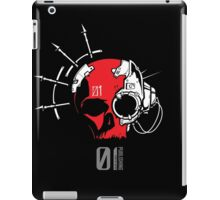 Mk.01 Skull iPad Case/Skin