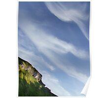 Derbyshire Sky Poster