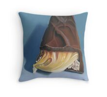 Galaxy Bar Throw Pillow