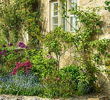 Cotswolds Cottage Garden by Nick Jenkins
