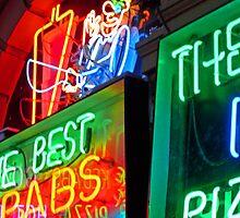 Kebab Shop, Kings Cross by Bloomin' Arty