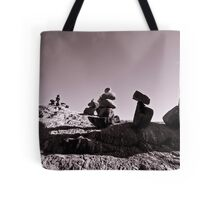 Monuments to the Atlantic Tote Bag