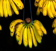 Bananas by Charuhas  Images