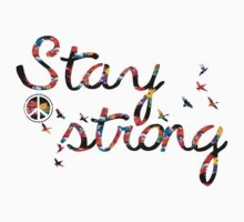 Stay strong by cheeckymonkey