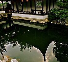 Chinese Scholars Garden by micpowell