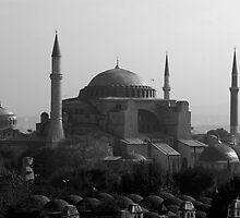 Istanbul by Mariusz Sprawnik