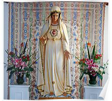 Mary, Mother of God...Pray for Us Poster
