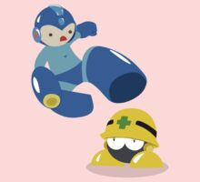 Megamans by Sam Chapman