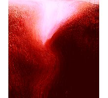passion valley.... an abstract Photographic Print