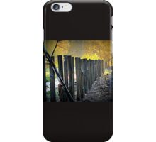 Line of defence iPhone Case/Skin