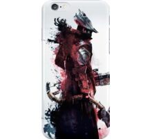 Red Hunter iPhone Case/Skin