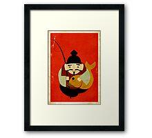 Ebisu Framed Print