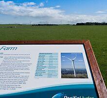 Wind Farm by Blurto