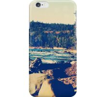 Rocky Shores of Lake Superior iPhone Case/Skin