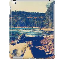 Rocky Shores of Lake Superior iPad Case/Skin